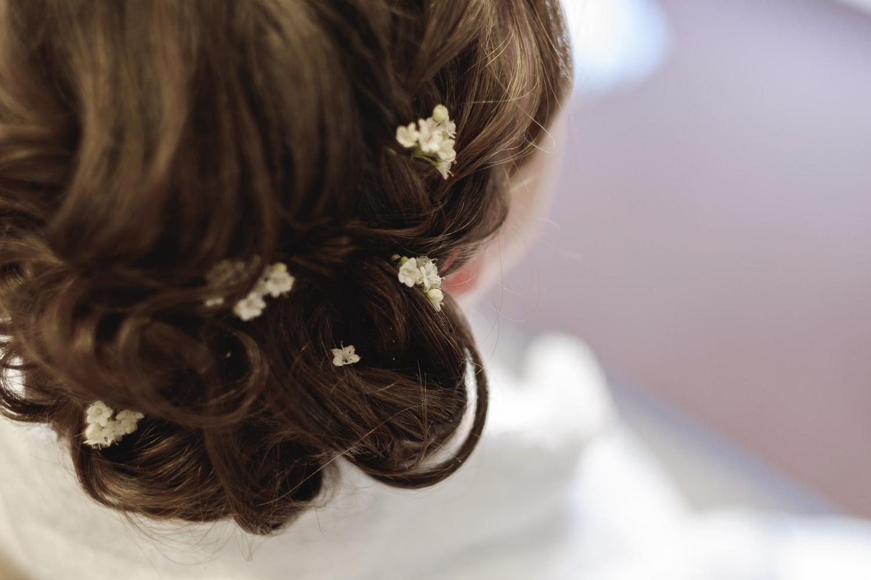 bridal hair by devon wedding hair - michael riley photography