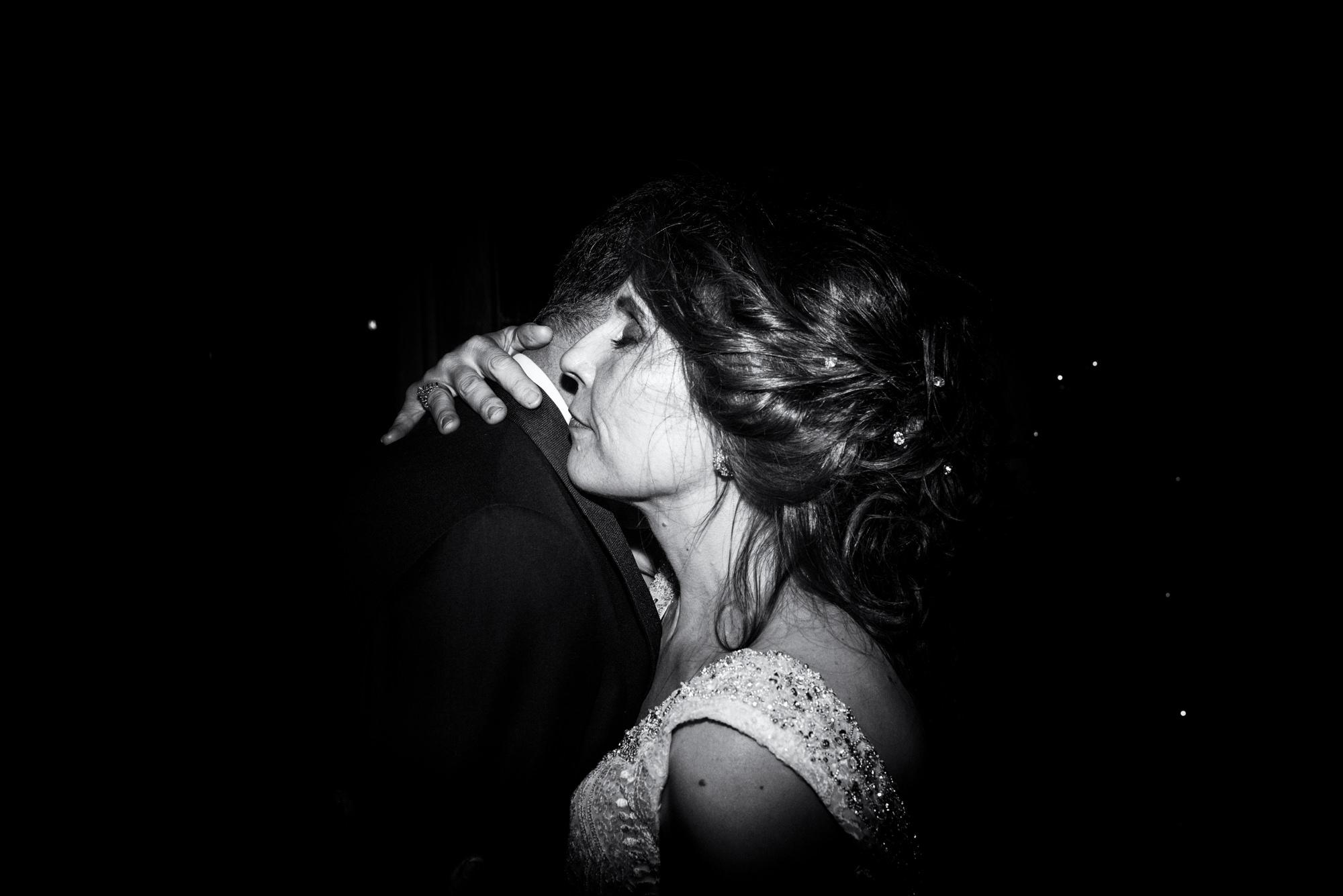 Documentary wedding photography - the couple.