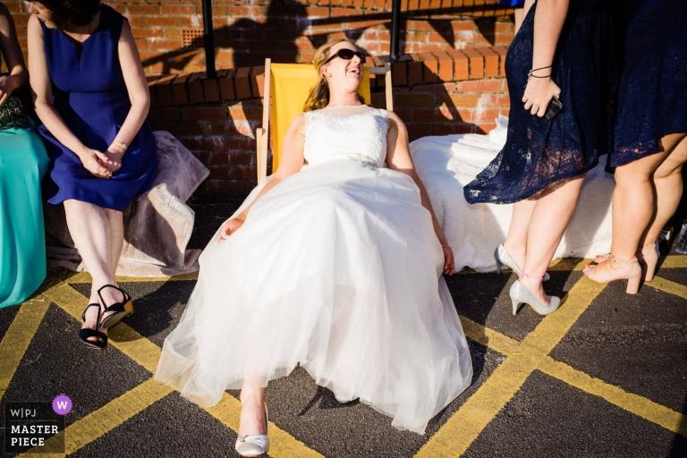 A village Hall wedding