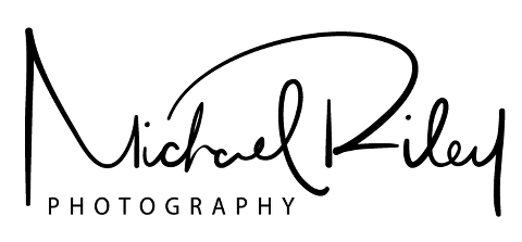 michael riley wedding photographer logo